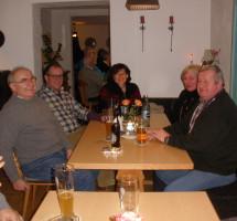 ...und weiter gings im Wendelberghaus
