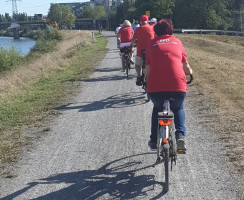 SPD-Radtour