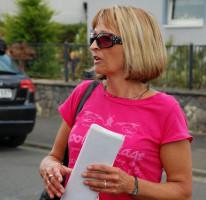 SPD vor Ort: Bahnlärm macht krank