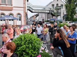 Das Thema Verkehr bewegt viele Bürger in Stockstadt