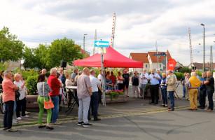 Zahlreiche Besucher kamen zur SPD-Veranstaltung