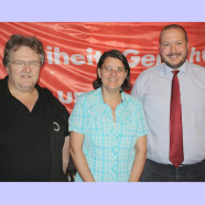 Präsidium der SPD Stockstadt 2016