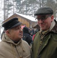 Anlässlich des Lakefleischessens in Rothenbuch am 23.2.2013