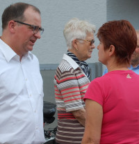 Vor Ort: Gegen Bahnlärm - Juni 2013