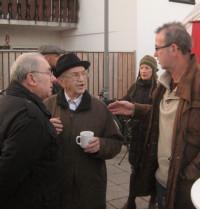 Neujahrsempfang der Stockstädter SPD am 1.1.2014