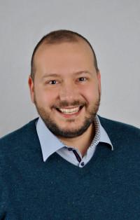 Ortsvereinsvoritzender und Bürgermeisterkandidat Rafael Herbrik