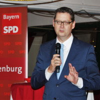 Thorsten Schäfer-Gümbel hielt die Festrede