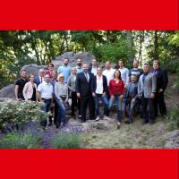 Rafael Herbrik und sein Team