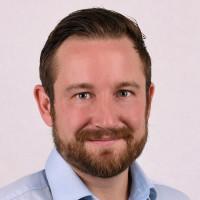 Hielt Rede zum Haushalt: Gemeinderat Stefan Schaupp
