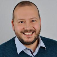 Rafael Herbrik, Vorsitender des SPD-Ortsvereins und Bürgermeisterkandidat