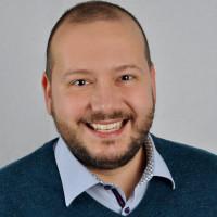 Rafael Herbrik, SPD-Bürgermeisterkandidat Stockstadt am Main