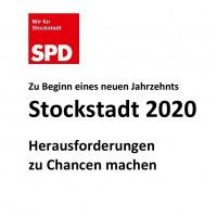Wahlprogramm der Stockstädter SPD zur Kommunalwahl 2020