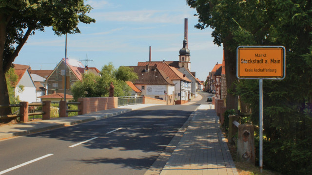Stockstadt a. Main Kaltwintergarten