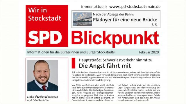 Blickpunkt Stockstadt September 2018
