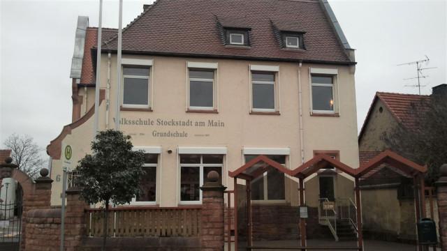 Die Grundschule Stockstadt: Sanierungsreif